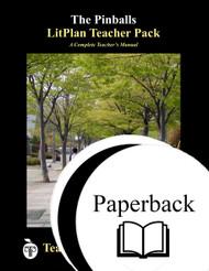 The Pinballs LitPlan Lesson Plans (Paperback)