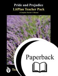 Pride and Prejudice LitPlan Lesson Plans (Paperback)