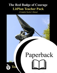 The Red Badge of Courage LitPlan Lesson Plans (Paperback)