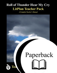Roll of Thunder Hear My Cry LitPlan Lesson Plans (Paperback)