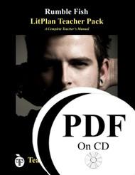 Rumble Fish LitPlan Lesson Plans (PDF on CD)