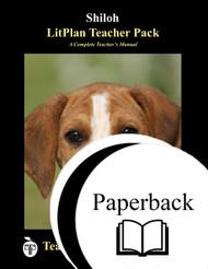 Shiloh LitPlan Lesson Plans (Paperback)