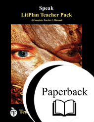 Speak LitPlan Lesson Plans (Paperback)