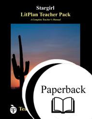 Stargirl LitPlan Lesson Plans (Paperback)