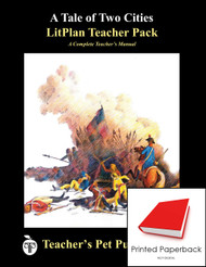 A Tale of Two Cities LitPlan Lesson Plans (Paperback)