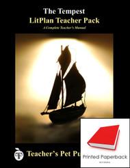 The Tempest LitPlan Lesson Plans (Paperback)