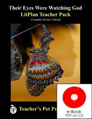 Their Eyes Were Watching God Lesson Plans | LitPlan Teacher Pack on CD