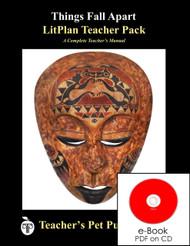 Things Fall Apart Lesson Plans | LitPlan Teacher Pack on CD