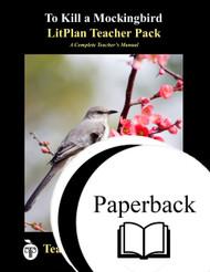 To Kill a Mockingbird LitPlan Lesson Plans (Paperback)