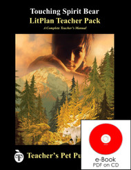 Touching Spirit Bear Lesson Plans | LitPlan Teacher Pack on CD