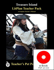 Treasure Island Lesson Plans   LitPlan Teacher Pack on CD
