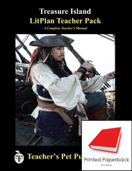 Treasure Island LitPlan Lesson Plans (Paperback)