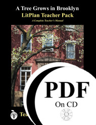 A Tree Grows in Brooklyn LitPlan Lesson Plans (PDF on CD)