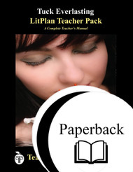 Tuck Everlasting LitPlan Lesson Plans (Paperback)