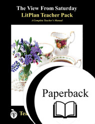 The View From Saturday LitPlan Lesson Plans (Paperback)