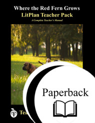Where the Red Fern Grows LitPlan Lesson Plans (Paperback)