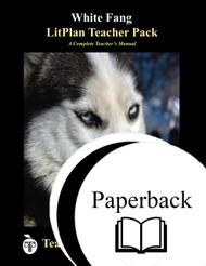 White Fang LitPlan Lesson Plans (Paperback)