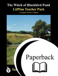 The Witch of Blackbird Pond LitPlan Lesson Plans (Paperback)