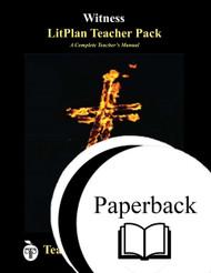 Witness LitPlan Lesson Plans (Paperback)