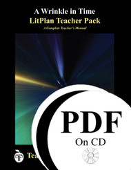A Wrinkle in Time LitPlan Lesson Plans (PDF on CD)