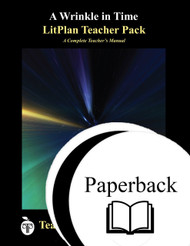 A Wrinkle in Time LitPlan Lesson Plans (Paperback)