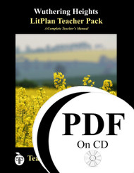 Wuthering Heights LitPlan Lesson Plans (PDf on CD)