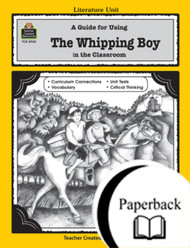 A Guide for Using The Whipping Boy in the Classroom