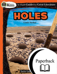 Holes: Rigorous Reading Teacher Guide
