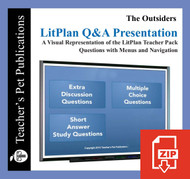 The Outsiders Study Questions on Presentation Slides | Q&A Presentation