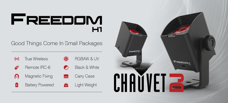 Chauvet Freedom H1