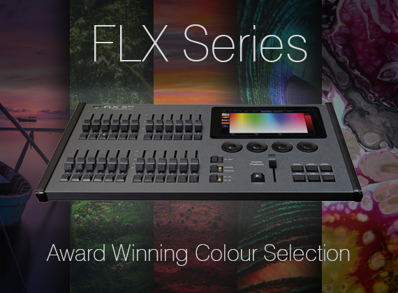 FLX Lighting Desk, Zero 88, Eaton