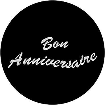 Bon Anniversaire Rosco Shopwl