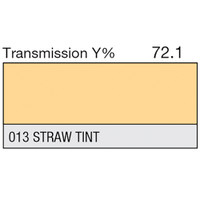 LEE Filters - 013 Straw Tint