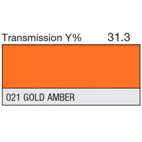 021 Gold Amber