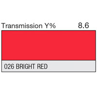 026 Bright Red