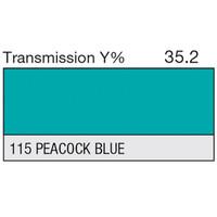 115 Peacock Blue