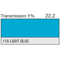 118 Light Blue