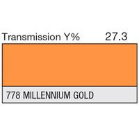 LEE Filters - 778 Millennium Gold