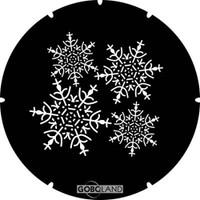 4 Flakes of Snow (Goboland)