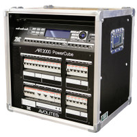 PowerCube with Socapex Outlet Panel
