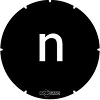 Lowercase N (Goboland)