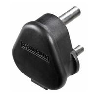 15A Permaplug Plug - Black