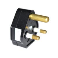 5A Permaplug Plug - Black
