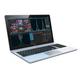 Enttec - E.L.M ENTTEC LED Mapper shown on laptop