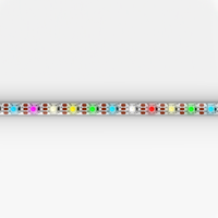 Enttec - RGBW 60 LEDs Per Meter 5V Pixel Tape - 4M Reel