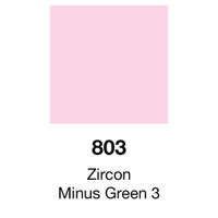 803 Zircon Minus Green 3