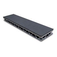 Spacedeck 8x2 Aluminium Deck