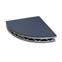 Spacedeck 4x4 Quadrant Aluminium Deck