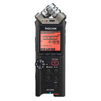 DR-22WL Handheld Recorder with Wi-Fi Functionality