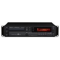 Tascam - CD-RW900MKII Professional Audio CD Recorder